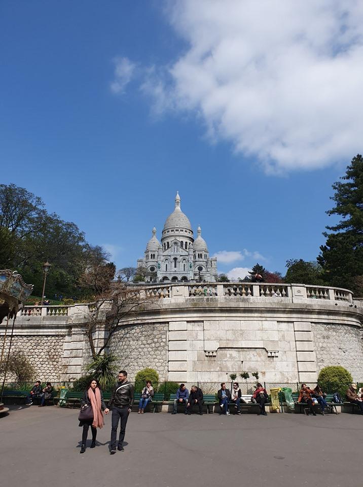 Parijs in lentegroen - Annemarie Joziasse